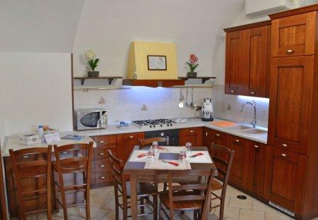Apartment in Pompei, Italy