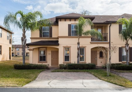 Town House in Regal Palms, Florida