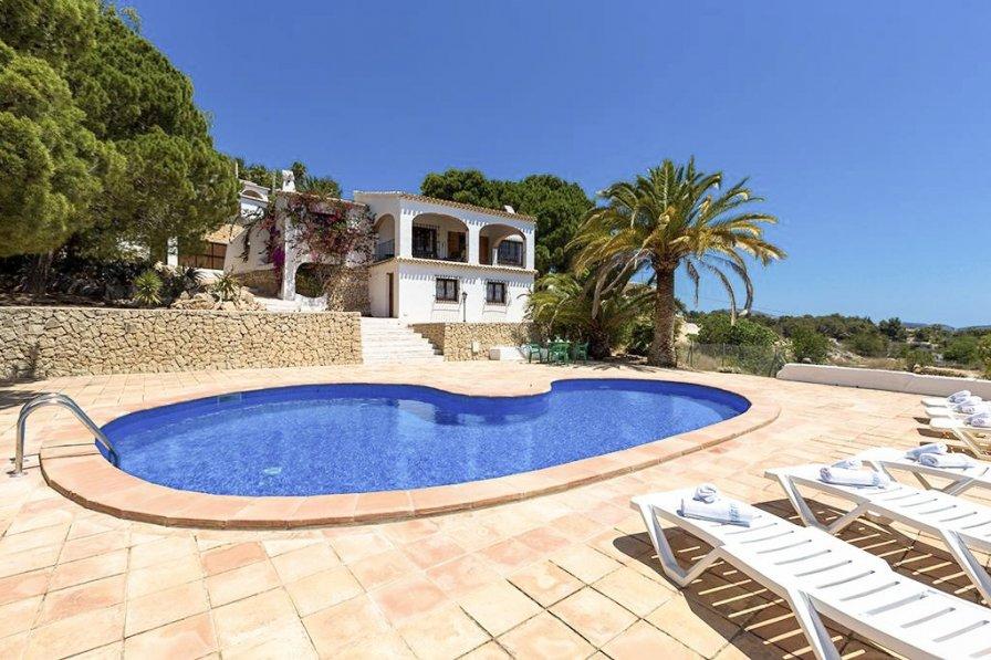 Villa in Spain, Tossal-Los Bancales