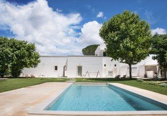 6 bedroom Villa for rent in Martina Franca
