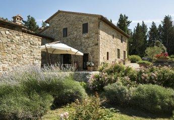 7 bedroom Villa for rent in Castellina in Chianti