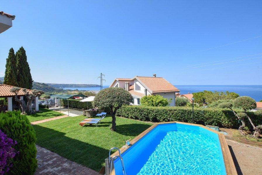 Villa in Italy, Praia a Mare