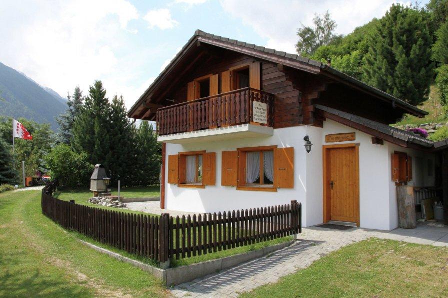 Chalet in Switzerland, Nendaz