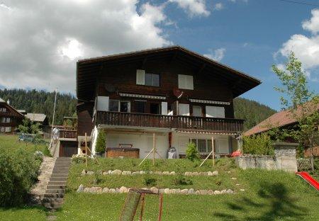 Apartment in Eriz, Switzerland