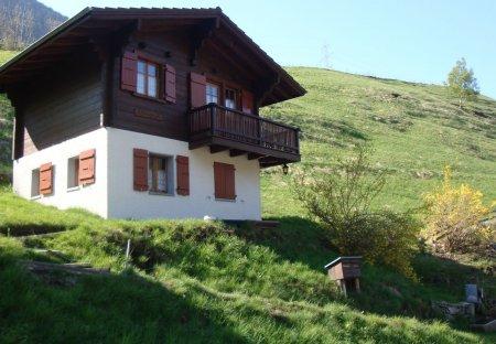 Chalet in Bister, Switzerland