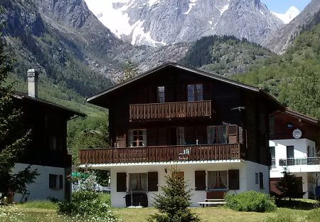 Apartment in Fieschertal, Switzerland