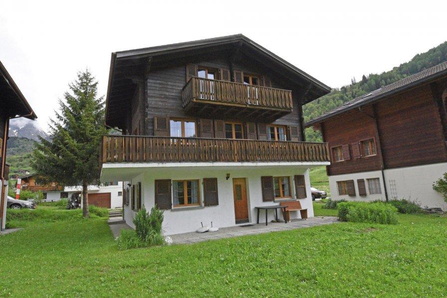 Apartment in Switzerland, Fieschertal