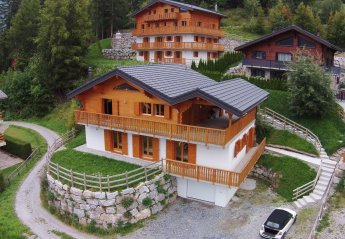 6 bedroom Chalet for rent in Martigny
