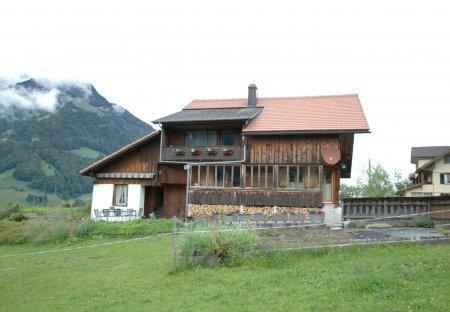 Apartment in Reichenbach im Kandertal, Switzerland