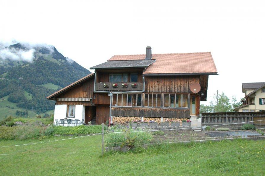 Apartment in Switzerland, Reichenbach im Kandertal