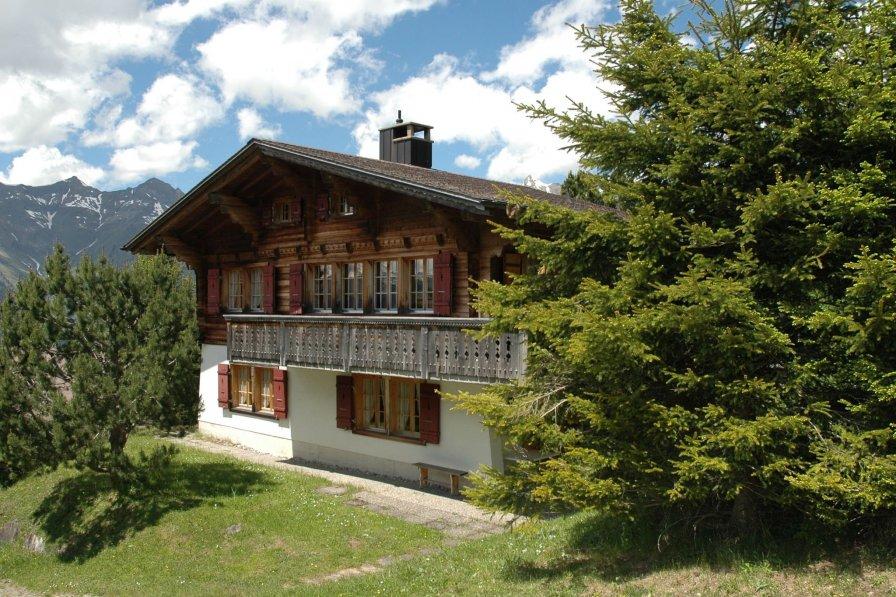Chalet in Switzerland, Frutigen