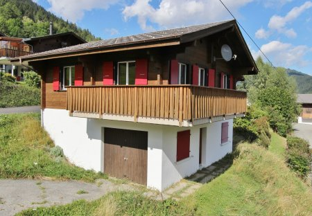 Chalet in Fiesch, Switzerland