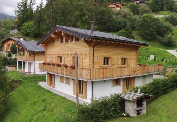 7 bedroom Chalet for rent in Martigny
