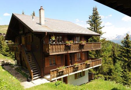 Apartment in Bettmeralp, Switzerland