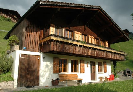 Chalet in Diemtigen, Switzerland