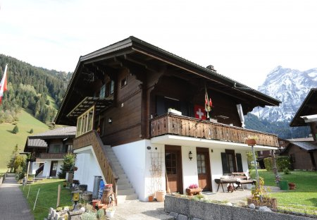 Apartment in Lenk, Switzerland
