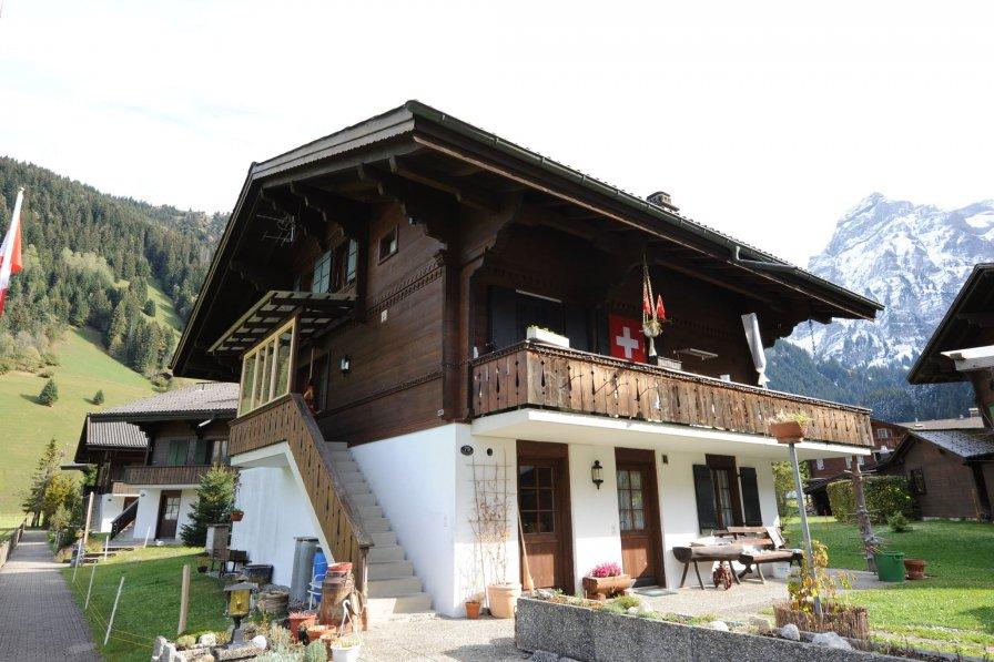 Apartment in Switzerland, Lenk