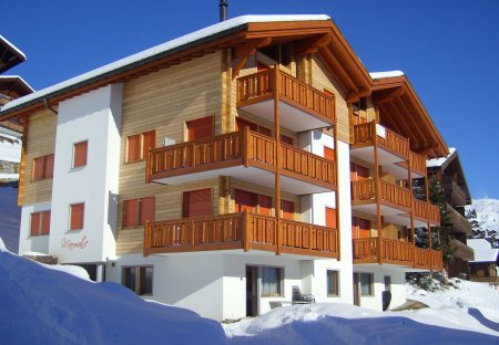 Apartment in Bettmeralp, Switzerland