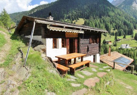 Chalet in Grengiols, Switzerland