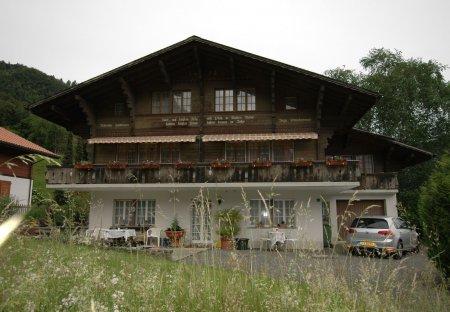 House in Wilderswil, Switzerland