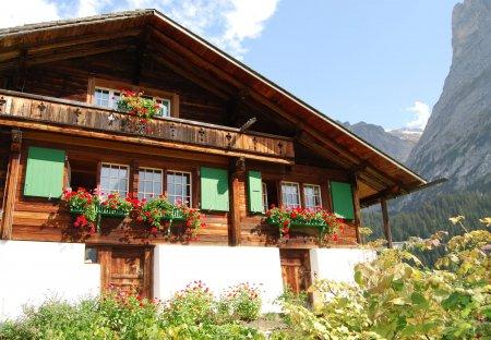 Chalet in Grindelwald, Switzerland