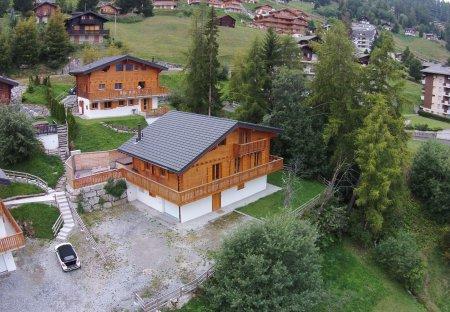Chalet in Riddes, Switzerland