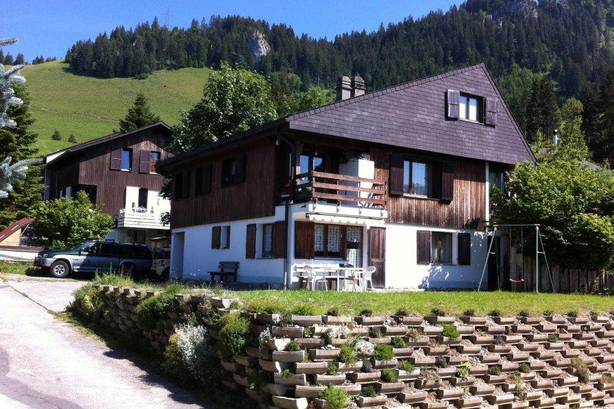 Apartment in Switzerland, Dallenwil