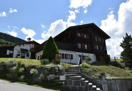 Apartment in Obersaxen Mundaun, Switzerland