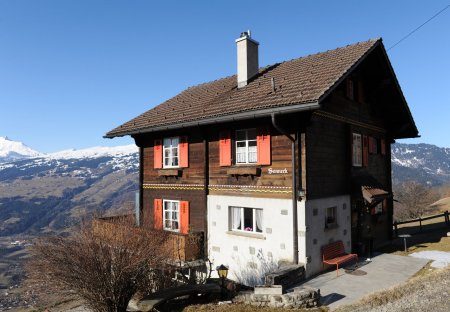 Apartment in Domleschg, Switzerland