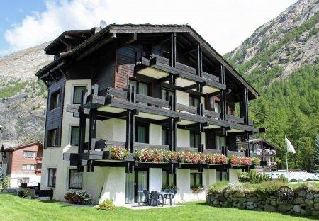Apartment in Saas-Almagell, Switzerland