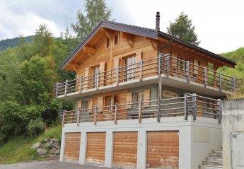 4 bedroom Chalet for rent in Martigny