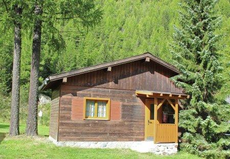 House in Saas-Balen, Switzerland