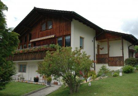 House in Hofstetten bei Brienz, Switzerland