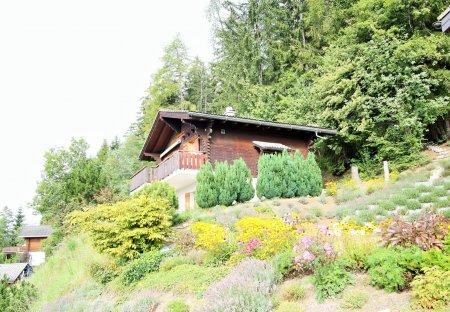 House in Arbaz, Switzerland