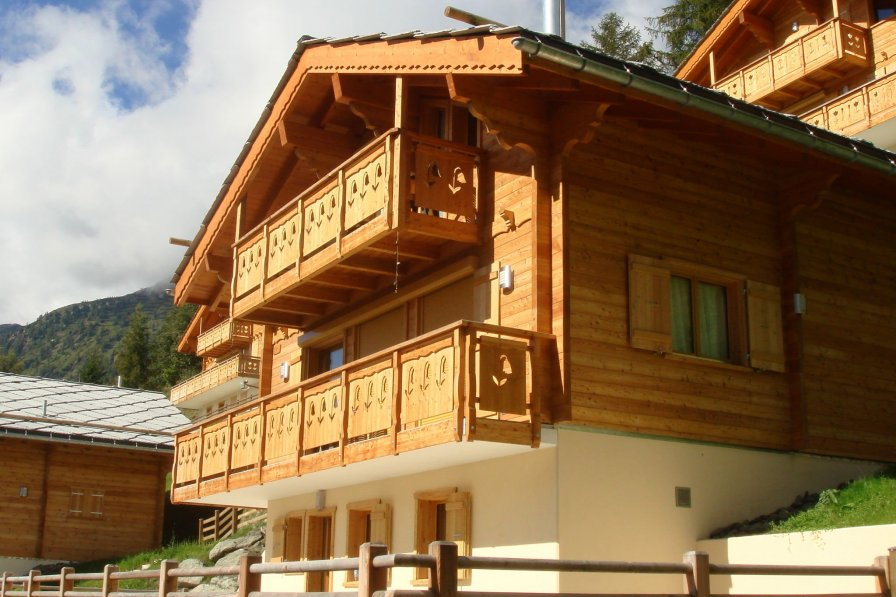 Owners abroad des Pyramides chalet 7