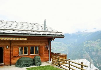 4 bedroom Chalet for rent in Val d'Herens