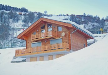 5 bedroom House for rent in Val d'Herens