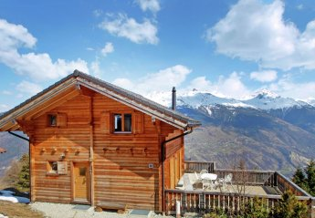 2 bedroom Chalet for rent in Val d'Herens