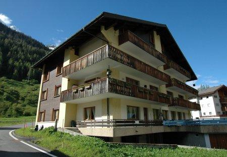 Apartment in Blatten, Switzerland