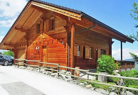 Chalet in Vex, Switzerland