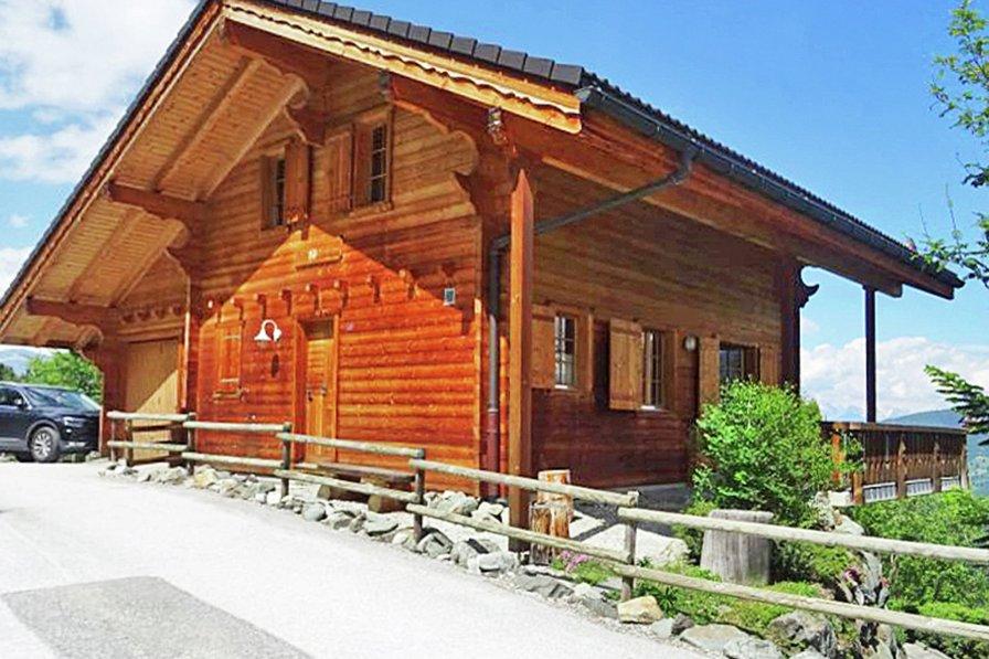 Chalet in Switzerland, Vex
