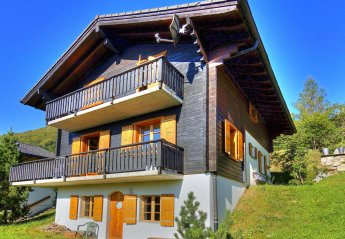 4 bedroom House for rent in Val d'Herens