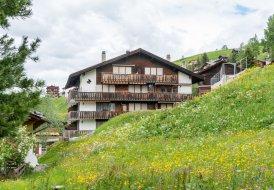 House in Grächen, Switzerland