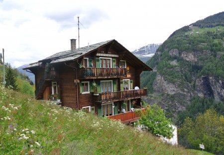Apartment in Embd, Switzerland
