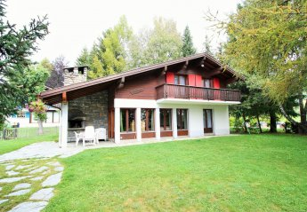 5 bedroom Chalet for rent in Crans Montana