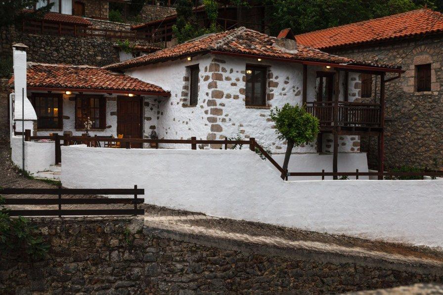 Village house in Greece, Greek Mainland
