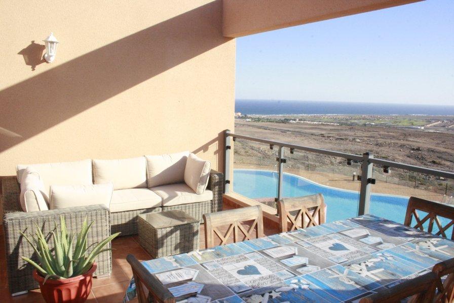 Apartment in Spain, Antigua