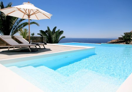 Villa in Elia beach, Mykonos