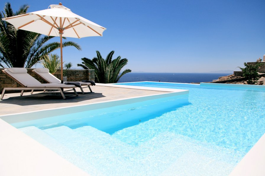 Villa in Greece, Elia beach