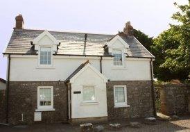 House in Manorbier, Wales